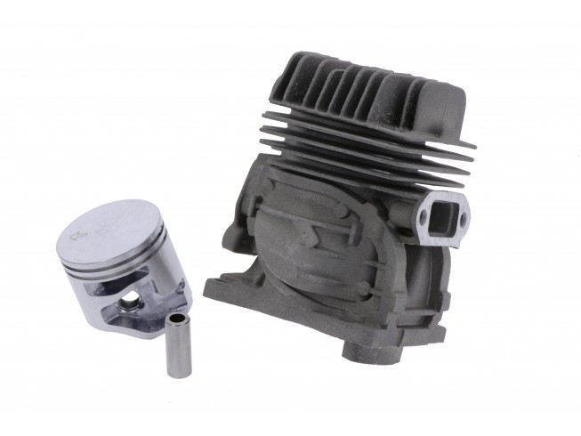 BoParts zuiger-cilinder set voor Stihl kettingzagen o.a. MS201, MS201C en MS201T