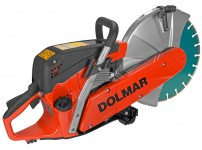 Dolmar PC-6114X1 Doorslijper
