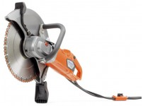 Husqvarna K3000 / K4000 Wet Elektrische doorslijper met 350 mm zaagblad