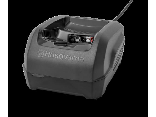 Husqvarna acculader QC250