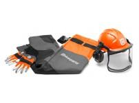 Husqvarna Veiligheidskit (helm, handschoenen en beenbeschermers)