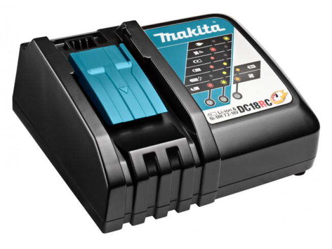 Makita DC18RC Acculader