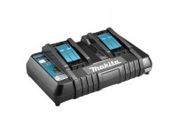 Makita DC18RD Acculader Duo
