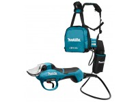 Makita DUP361ZN 2x18 V snoeischaar