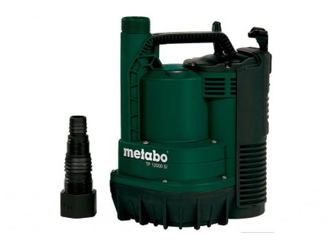Metabo TP 12000 SI schoonwaterdompelpomp