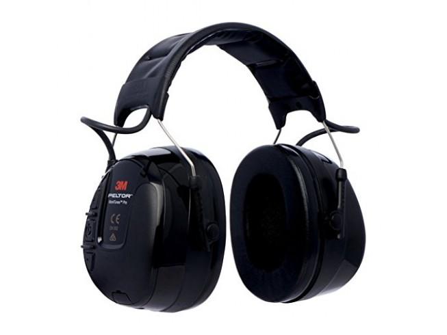 Peltor WorkTunes Pro Headset HRXS220A gehoorbeschermer met radio