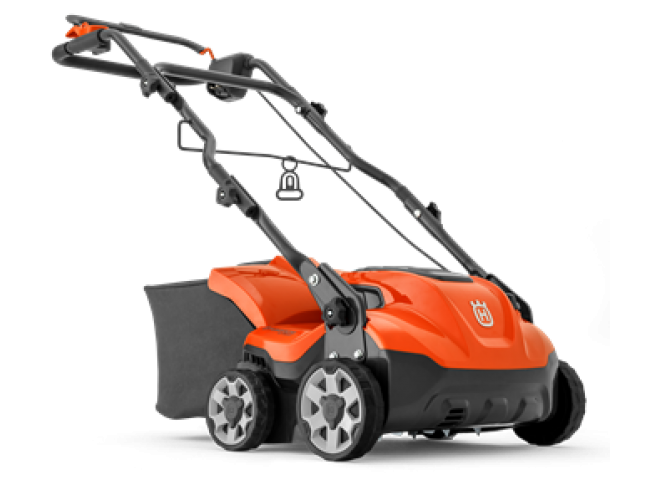 Husqvarna S 138C Verticuteer machine