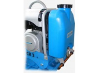 Weber CR 2 trilplaat watersproei-installatie