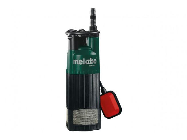 Metabo TDP 7501 S schoonwaterdompelpomp